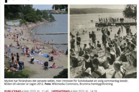Mitt i Bromma recenserar NuDå!Bromma